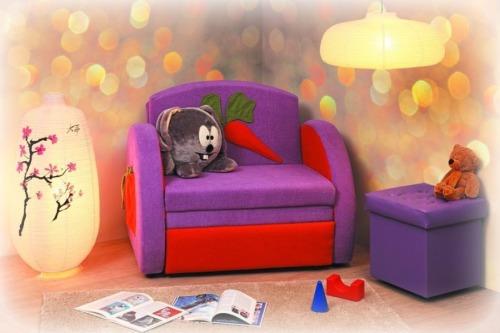 Детский диван: легкий выбор